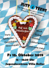Vorläufiger Flyer Oktoberfest 2019
