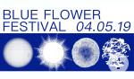 Blue Flower Festival 2019 Flyer