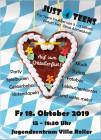 Flyer Oktoberfest 2019