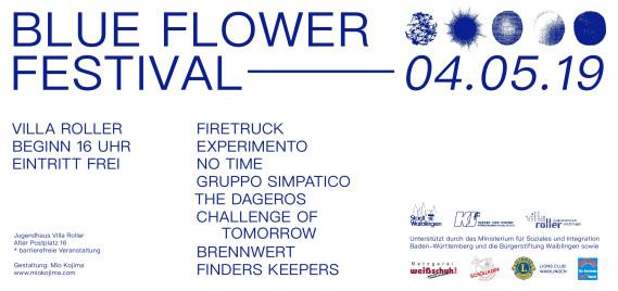 Blue Flower Festival 19